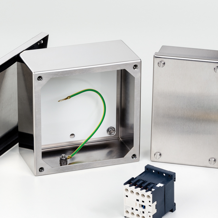 Electrix - Stainless Steel Electrical Enclosures on