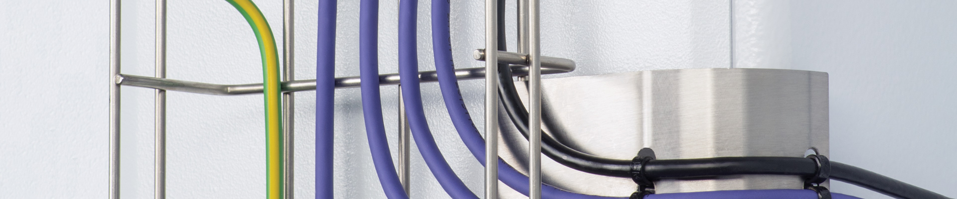 Stainless Steel Wire Basket & Cable Tray Systems