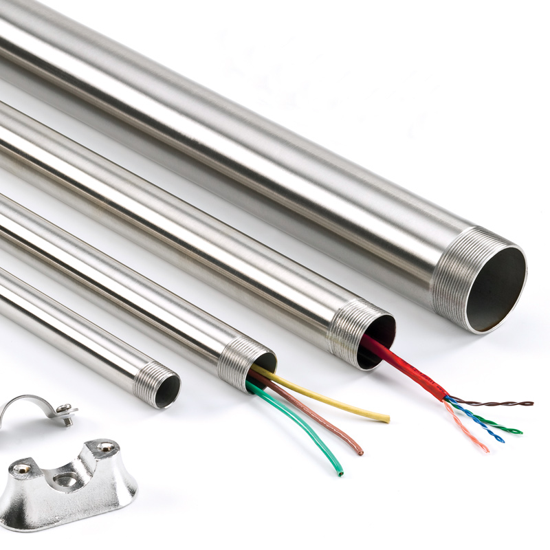Electrix - Stainless Steel Conduit Systems
