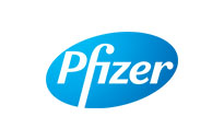 Pfizer corporate logo