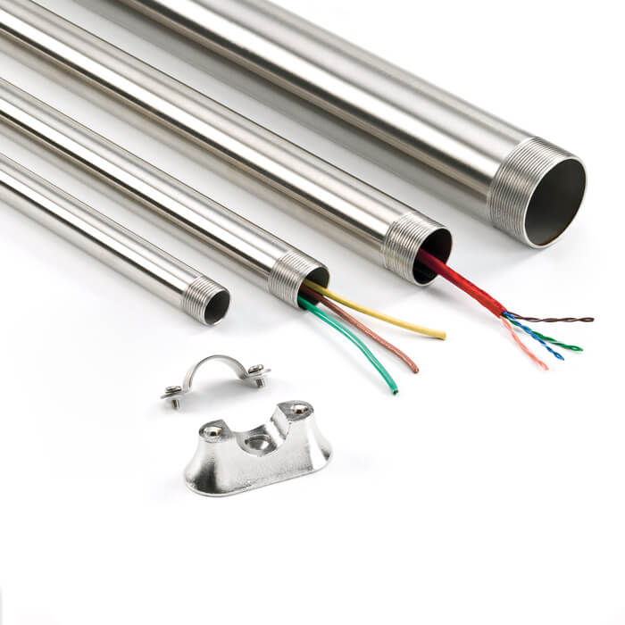 Stainless Steel Conduit Systems by Electrix