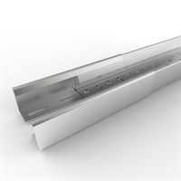 "HRF TRAY 450 304 | Heavy Duty Return Flange Cable Tray Length 9' 10"" Alternative Image 0"