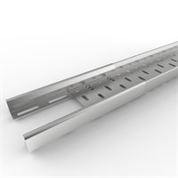 MRF TRAY 150 | Medium Duty Return Flange Cable Tray Length 3.0 m Alternative Image 0