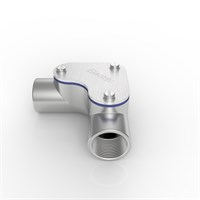 UK ELB32 | Metric Conduit Inspection Elbow Alternative Image 0
