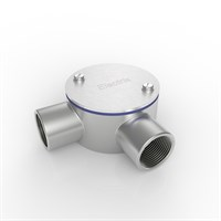 UK S32 | Metric Conduit Angle Box Alternative Image 0