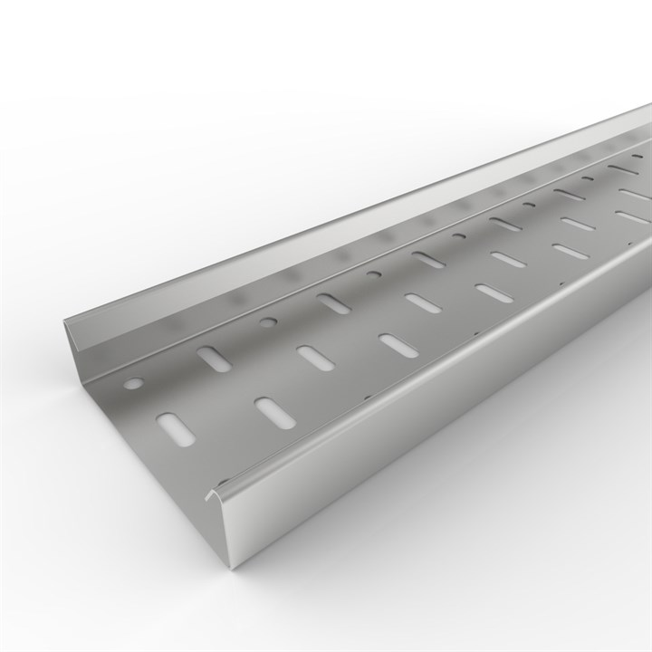 MRF TRAY 150 | Medium Duty Return Flange Cable Tray Length 3.0 m