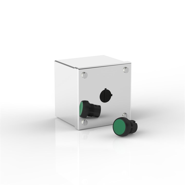 PB1-P304-22.5 | Push-Button Enclosure