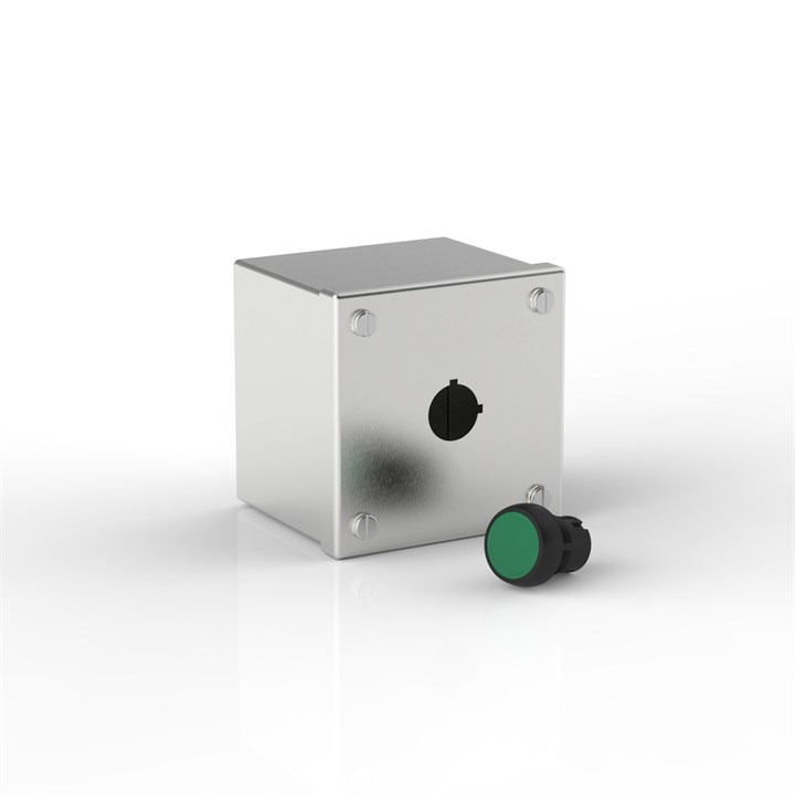 PB1-S304-22.5 | Push-Button Enclosure
