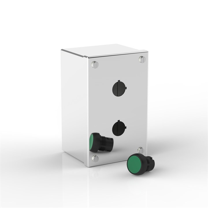 PB2-P304-22.5 | Push-Button Enclosure