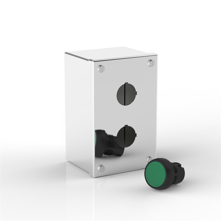 PB2-P304-30.5 | Push-Button Enclosure