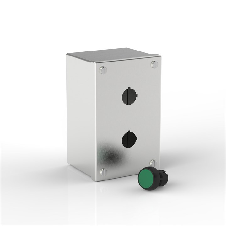 PB2-S316-22.5 | Push-Button Enclosure