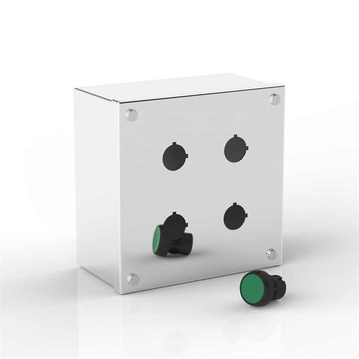 PB4-P304-22.5 | Push-Button Enclosure