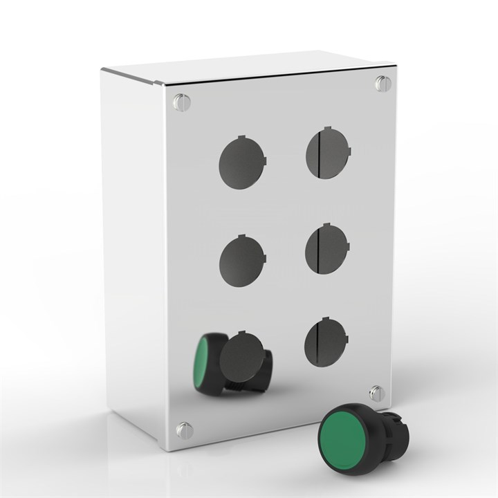 PB6-P304-30.5 | Push-Button Enclosure