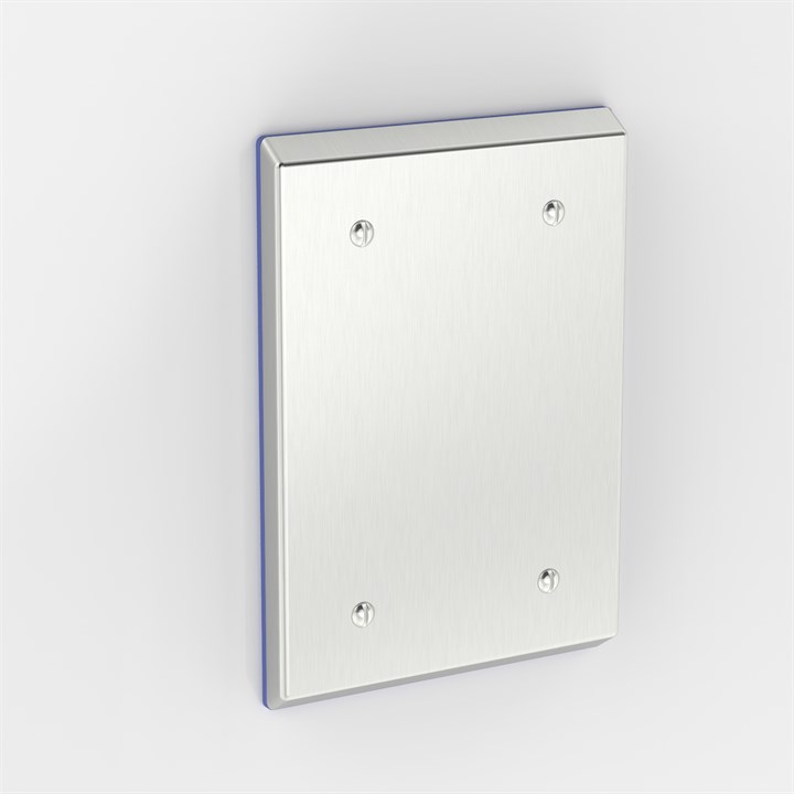 PH-TCE10-S316 | Flush Mounted Pharma Enclosure with Plain Cover