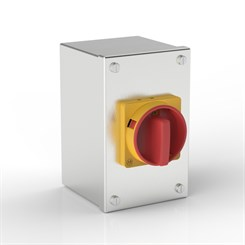 AB-ISO 32-SR | Rotary Isolator Enclosure with Allen-Bradley switch