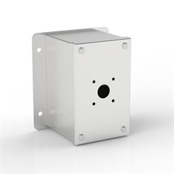 EN 32-SRF | Rotary Isolator Enclosure with Flat Mounting Bracket, to suit Eaton (Moeller Electric) switch