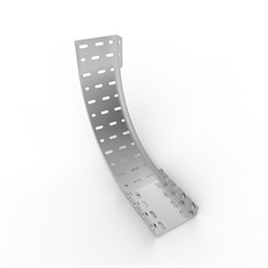 IB90-D 51 | Medium Duty Straight Edge Cable Tray 90° Inside Bend