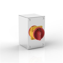 ISO 32-PR | Rotary Isolator Enclosure with Eaton (Moeller Electric) switch