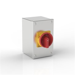 ISO 32-SR | Rotary Isolator Enclosure with Eaton (Moeller Electric) switch