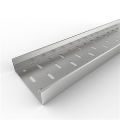 MRF TRAY 50 304 | Medium Duty Return Flange Cable Tray Length 3.0 m