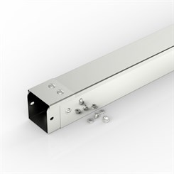 P75-75 | Flat Lid Trunking Length 3.0 m