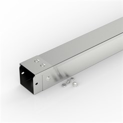 S75-75 | Flat Lid Trunking Length 3.0 m