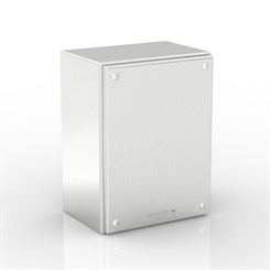 SL-XTCE50-S316 | Slimline Junction Box with Removable Stand-Off Mounting Pillars