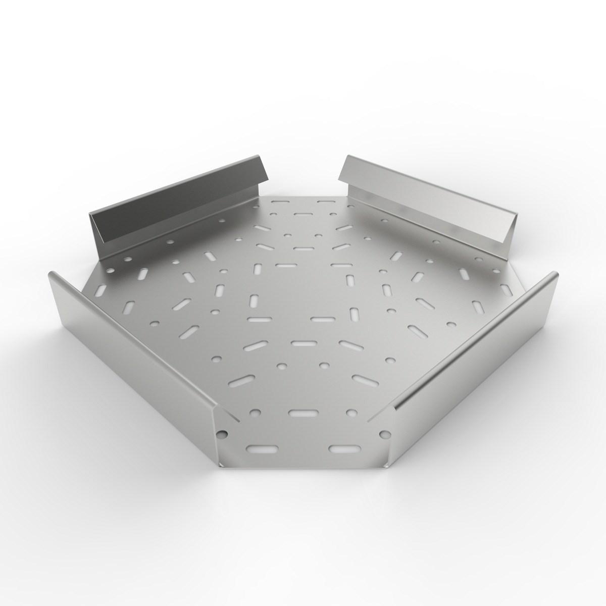 Bande moul/ée pour couvercle de fen/être arri/ère en acier inoxydable chrom/é pour Rifter//Berlingo//Combo E 2018+